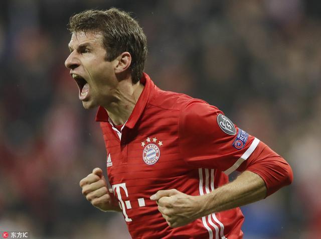 欧冠-拜仁4-1埃因霍温迎近4场首胜 罗本传射