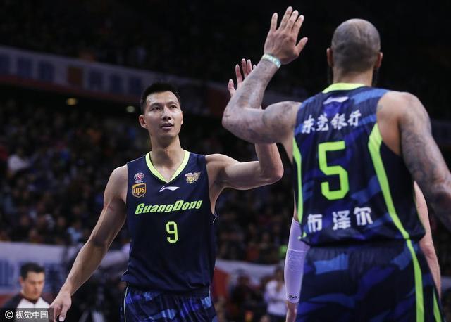 粤媒:广东破连续三年阻碍 返总决赛不是终点