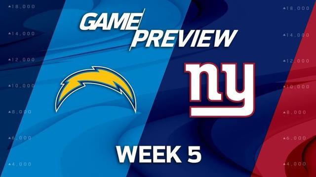 NFL第五周比赛前瞻:巨人盼首胜 布朗状元复出