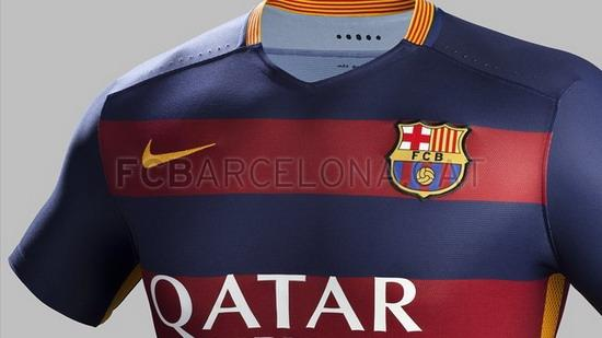 Barcelona announced the new season home and away shirt on sale from 26