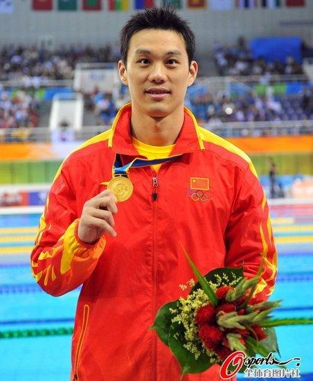 男子50米蝶泳周嘉威蝉联 家门口收获第二金