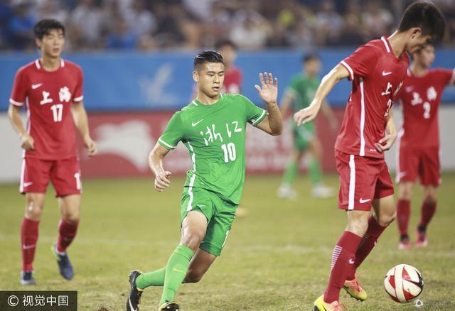 张玉宁:错过国家队比赛冤枉憋屈 比全运会重要