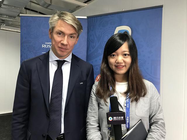 俄组委会CEO:联合会杯完美 不在意负面新闻