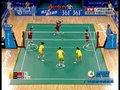 视频:女子藤球决赛 泰国队飞身侧踢比分7-5