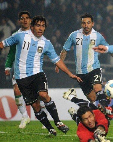 曝阿根廷首发轮换一人上位 特维斯或沦为替补
