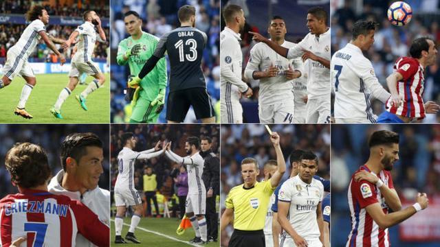 欧冠马德里德比8关键决胜负 2人或成皇马命门