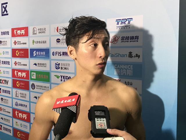林跃:最后一届全运会表现满分 没有任何遗憾