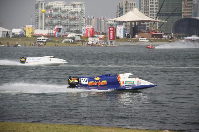 柳州将办世界水上极速运动大赛 打造水上狂欢节