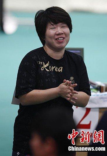 韩国怀孕冠军如释重负:没有白练 我只想回家