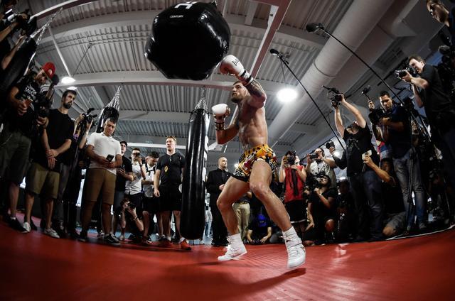 MMA教练:麦格雷戈的防守能力面临巨大考验