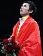 2008奥运会邹市明首夺冠