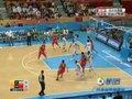 视频:男篮半决赛中国对阵伊朗 刘炜命中