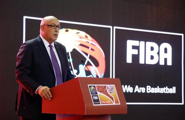 2019世界杯发布会召开 FIBA在华设3处办公室