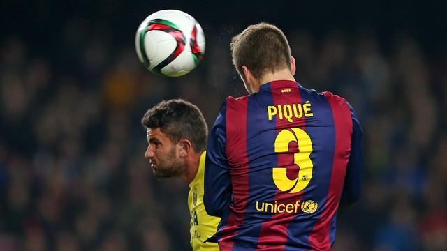 Barca make Pique proud to show toughness