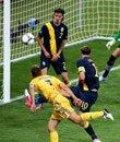 欧洲杯惊变头球杯