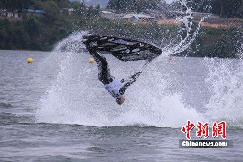 2011世界水上极速运动大赛(IAC)圆满落幕