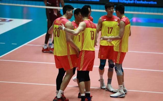 中国男排零封韩国 成功突围获明年世锦赛门票