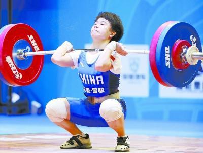 俄举重队遭禁赛 中国举重队意外做出人员调整