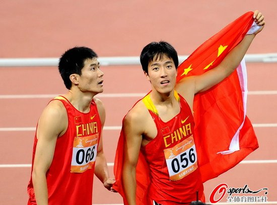 刘翔自解彻底爆发缘由 一天赋令他创造惊喜