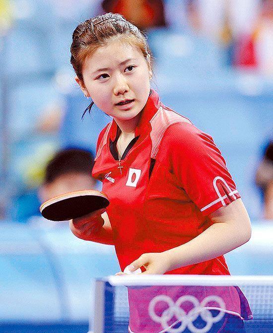 福原爱28岁生日快乐!奥运奖牌和老公她都有!