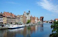波兰的琥珀城:格但斯克