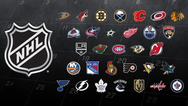 NHL新赛季直播预告 10月5日全面开启冰球盛宴