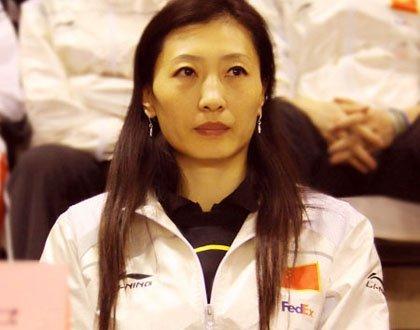 腾讯体育专访张宁:不希望小花们重走我的路