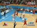 视频:男篮决赛 刘炜一条龙中国队49-41领先