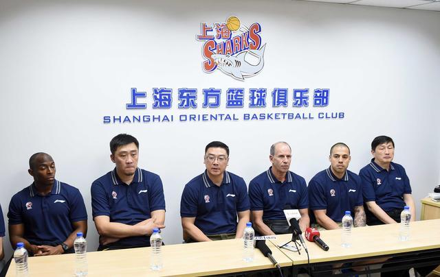 戈尔:来姚明的球队很兴奋 对刘晓宇印象深刻