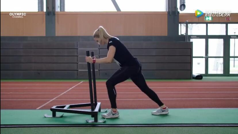 【冬奥tips】雪车:如何在健身房训练起跑