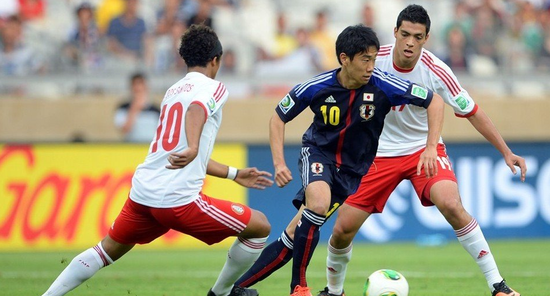 腾讯特评:日本足球遭遇瓶颈 前行路上两短板