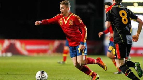 德乌洛费乌首次入选西班牙阵容 将出战世预赛