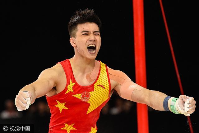 专访林超攀:赢得起也输得起 中国体操没问题