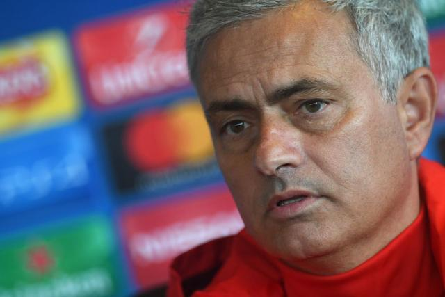 穆帅欧冠前坦言:曼联非欧洲顶级 英超有劣势