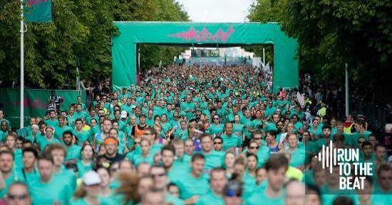 全球最好听的音乐半程马拉松亚洲首秀北京开跑
