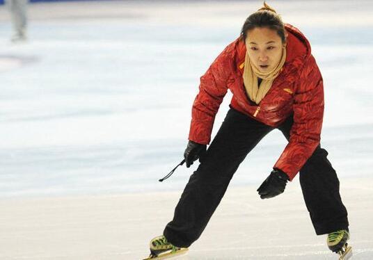 李琰:让更多的人了解短道速滑等冰上运动项目