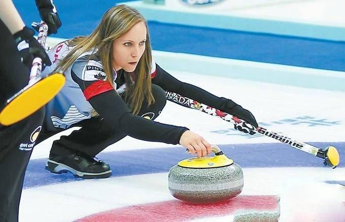 冰壶世锦赛加拿大不败居首 卫冕冠军无缘四强