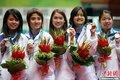 泰国获得羽球女团亚军