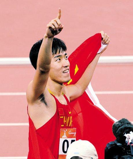 7项目为中国贡献101冠 6项目成金牌新增长点