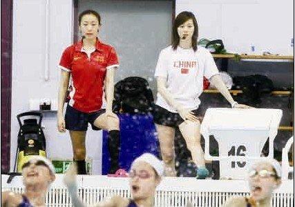 张晓欢王娜执掌国家队 性格互补背后有智囊团