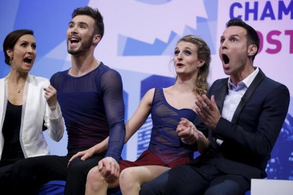法国统领冰舞现行格局 加黄金组合下赛季回归
