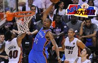 NBA30大绝技之单打:杜兰特新秀赛季练就神功