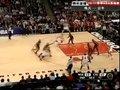 视频:热火vs公牛 罗斯强悍突破飞身上篮