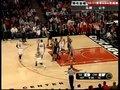 视频:马刺vs公牛 罗斯跳起助攻托马斯上篮