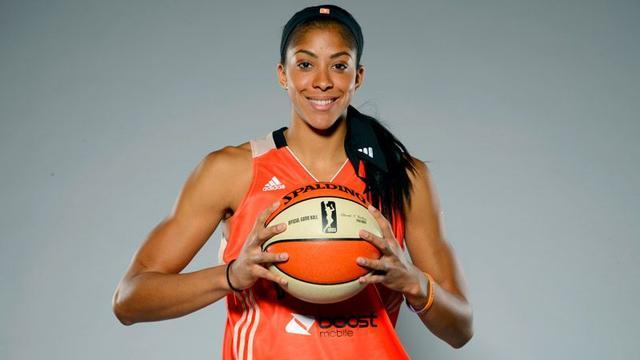 坎迪斯帕克荣膺最佳WNBA球员 女飞人已三获殊荣