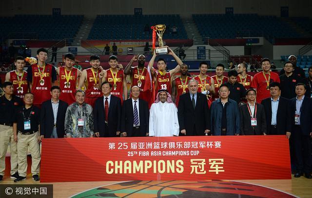 2017篮球亚冠赛程正式公布 新疆首战西亚豪门