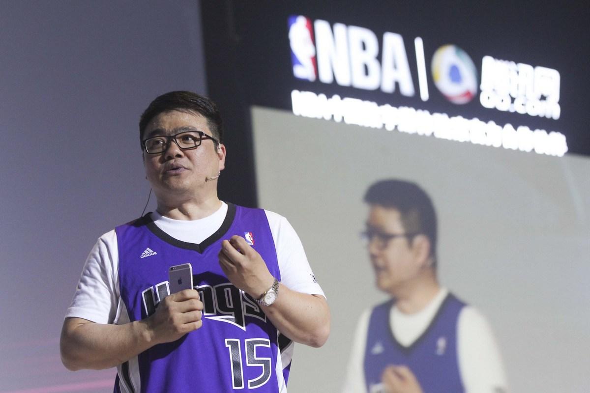 打造全民篮球狂欢 腾讯NBA战略布局全面开启截图