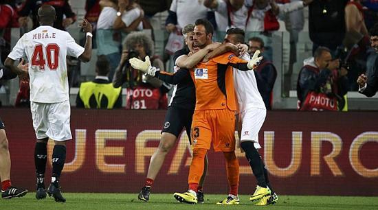 葡国门克死本菲卡!塞维利亚夺冠两谢点球战
