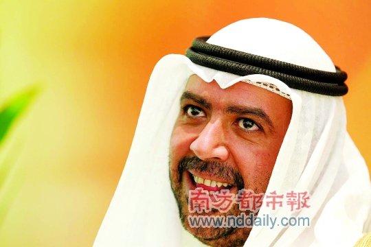 萨巴赫亲王:广州具备办奥运实力 无人怨安保