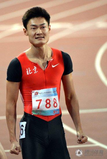 张培萌:中国短跑比日本更强 破10秒他们没戏